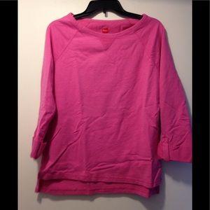 Hanes sweatshirt - medium